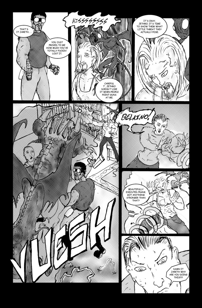 Accepting Fate Page 7