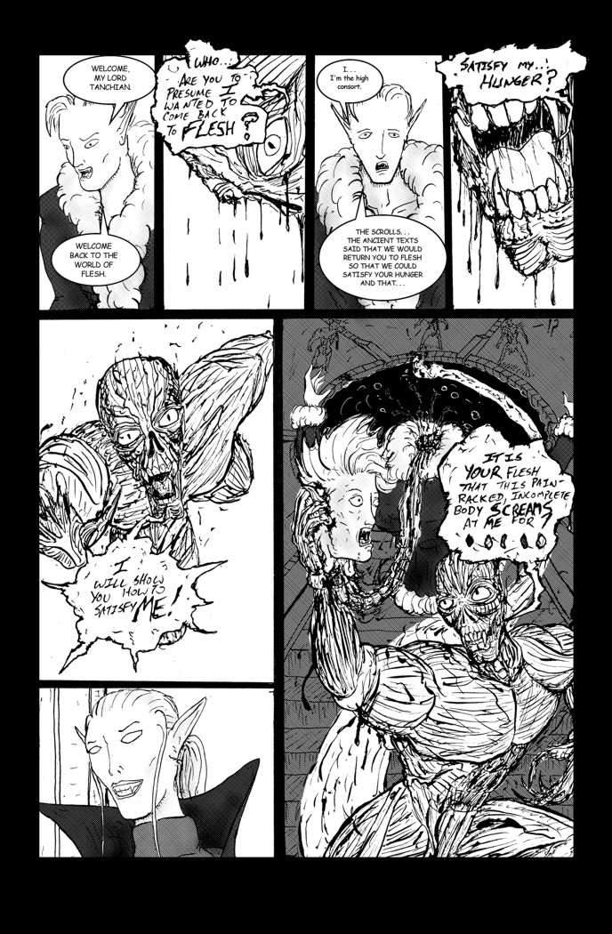 A Return To Flesh Page 7