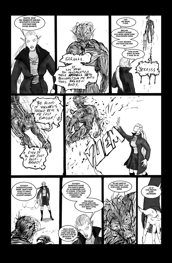 A Return To Flesh Page 9