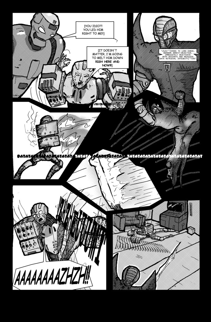 This Mech's Dream Page 6